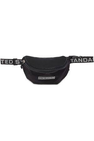UNITED STANDARD Logo Nylon Belt Bag
