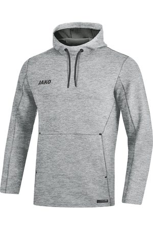 Jako Sweater met kap premium basics 6729-40 melange