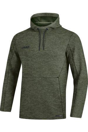 Jako Sweater met kap premium basics 042759 khaki