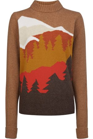 Oilily Dames Pullovers - Kelsay pullover forest