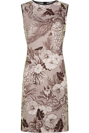 Oilily Dorade jurk cosmos flower - melange