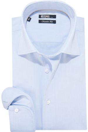 Recall Fit overhemd met lange mouwen licht