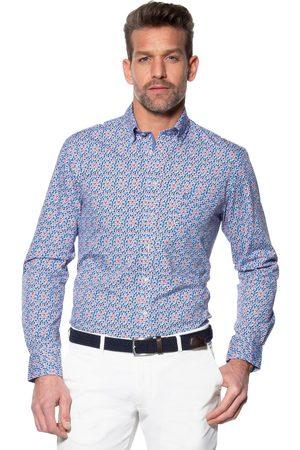 Campbell Casual overhemd met lange mouwen