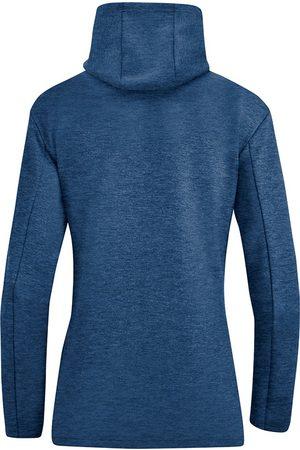Jako Sweater met kap premium basics 042761