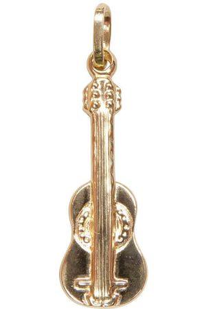 Christian Gouden gitaar hanger