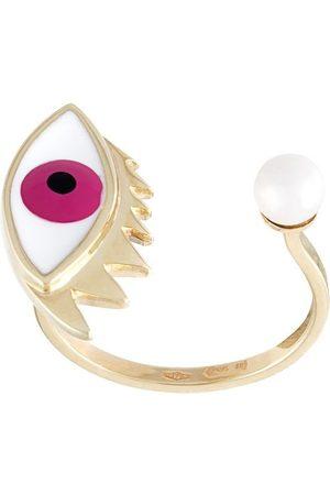 DELFINA DELETTREZ Eye piercing' ring