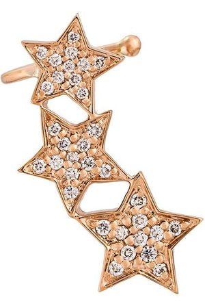 Alinka Stasia' diamond triple star ear cuff