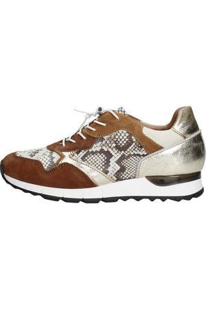 Mjus Dames Sneakers - Cognac