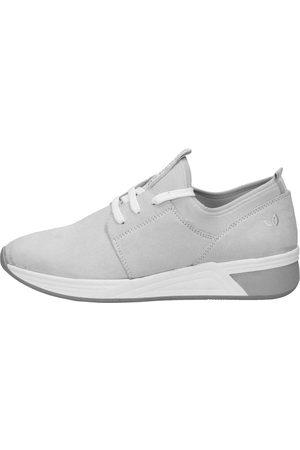 Marco Tozzi Dames Sneakers Licht - Lichtgrijs