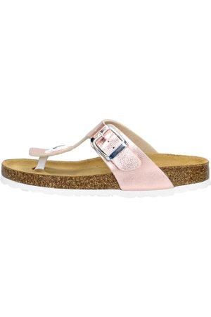 KEQ Meisjes Slippers - Rosé