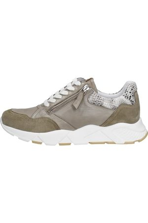 Aqa Dames Sneakers - Taupe