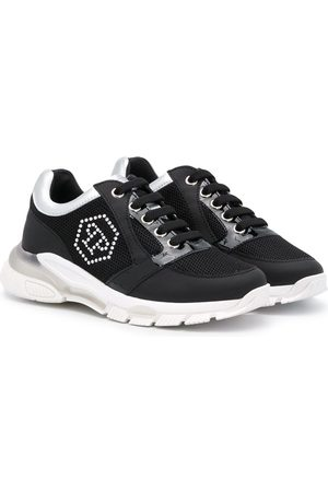 Philipp Plein Runner Crystal logo sneakers