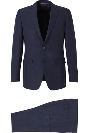 CANALI Linen and Silk Suit