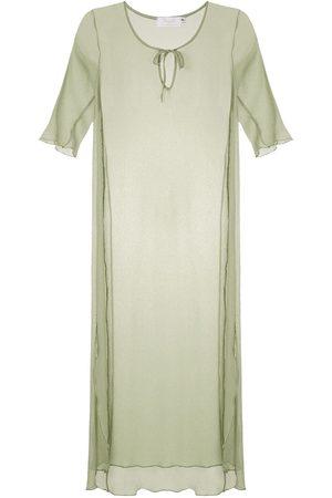 Brigitte Dames Strandjurken - Silk beach dress