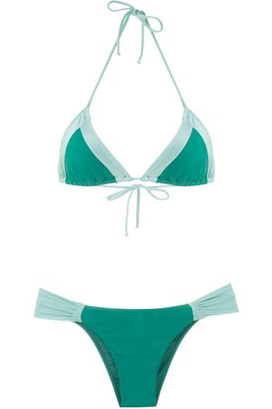 Brigitte Dames Bikini's - Tatiana Melissa color block bikini set