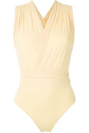Brigitte Dames Badpakken - Talita V-neck swimsuit