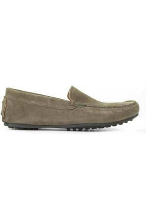 Daniel kenneth Kevino Stone Grey Herenloafers