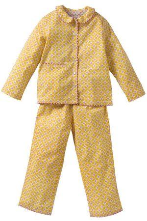 Oilily Nini pyjama tile print