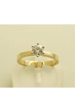 Christian Solitair diamanten ring