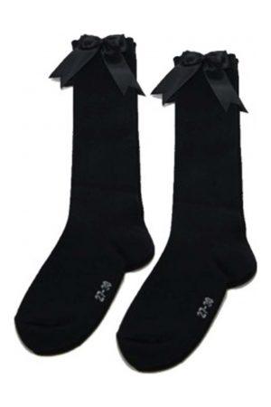 iN ControL 876-2 knee socks BLACK