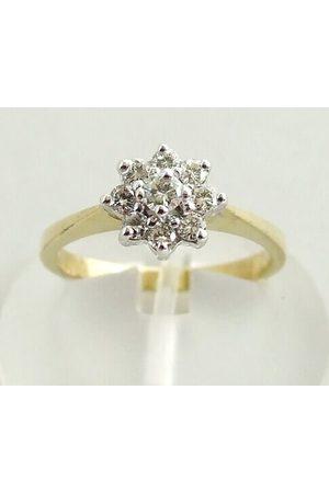 Christian Stervormige diamanten ring
