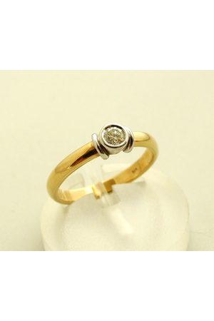 Christian Gouden diamanten ring