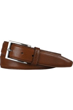 Profuomo Calf leather pp1r00074/1 riem cognac