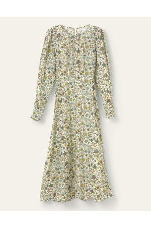 Oilily Dole long sleeve dress 02 zitz it up multi