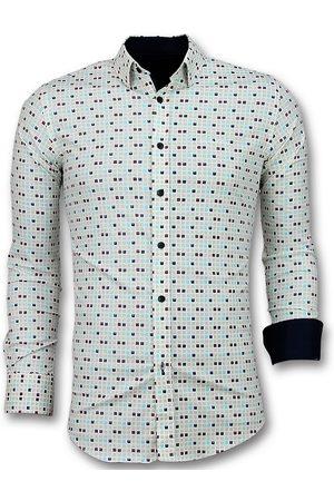 Gentile Bellini Heren overhemden slim fit