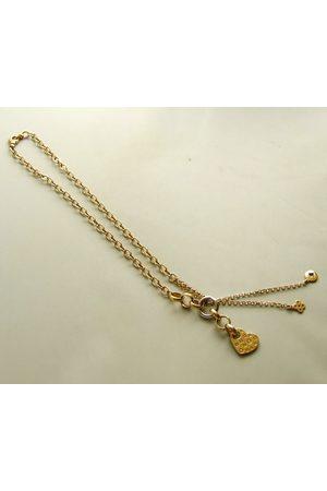 Christian Gouden collier met hangers