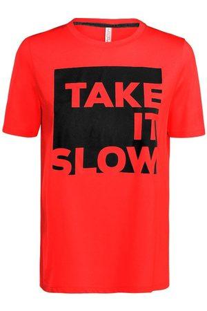 Summum 3s4308-30077 355 short sleeve take it slow rose red