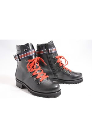Hassia 302080-0100 biker boots