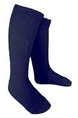 iN ControL 875-2 Knee Socks NAVY