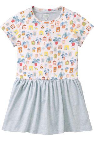 Room Seven Jersey jurk taramel voor meisjes