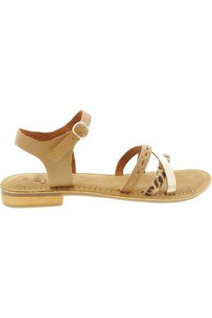 SPM Carla sandal 22158050 cognac