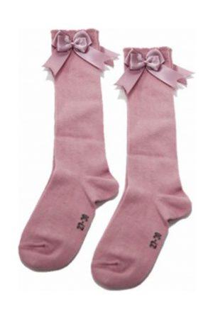 iN ControL 876-2 knee socks PINK