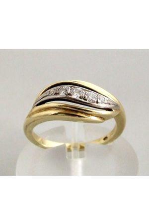Casio Bicolor ocn diamanten ring