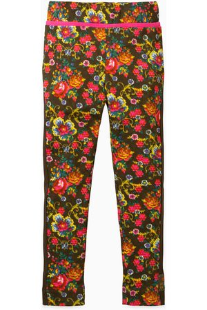 Oilily Troccoli leggings mosaic