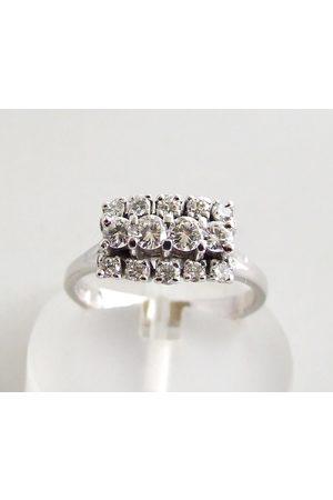 Casio 14 karaat ocn ring met diamanten