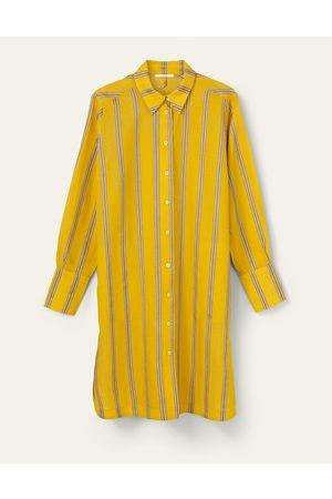Oilily Dreux long sleeve dress 41 stripe