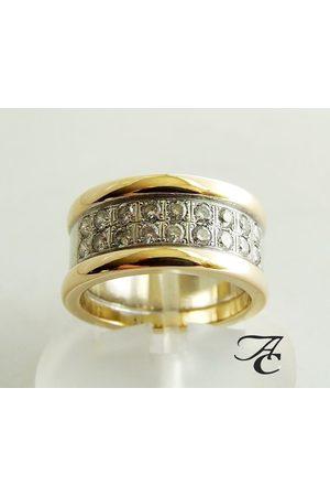 Atelier Christian Ring met diamanten
