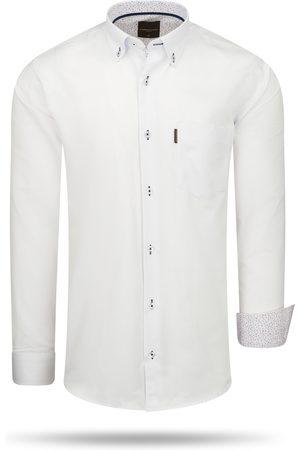 Cappuccino Italia Regular fit overhemd white