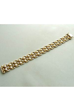 Casio Vintage gouden armband