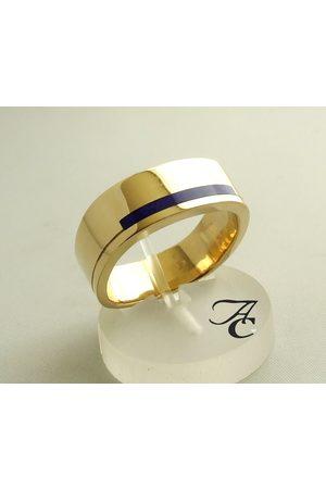 Christian Lapis lazuli ring