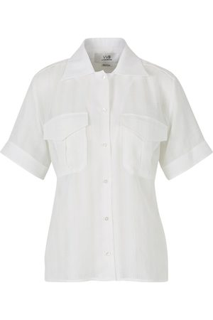 Victoria Beckham Dames Korte mouw - Short Sleeved Shirt