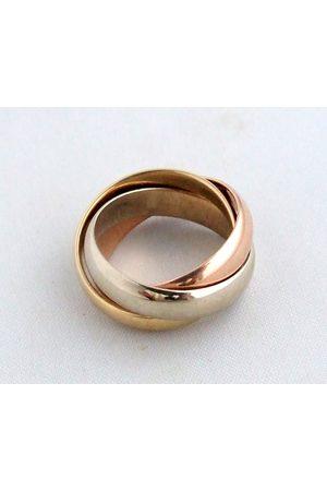 Casio Ocn tricolor ring rosé