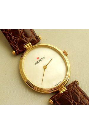 Christian Gouden rene becaud horloge