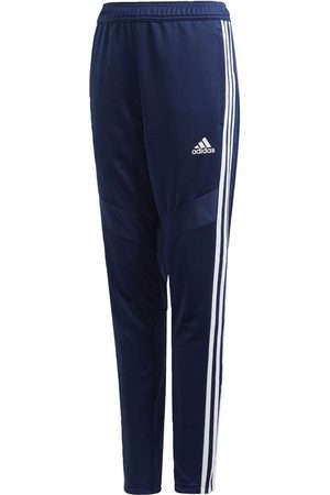 adidas Trainingsbroek tiro19 pant kids dark blue
