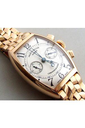 Christian 18 karaat gouden franck muller horloge