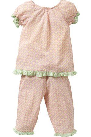 Oilily Nora pyjama tile print